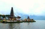 Ulun Danu Temple, Beratan Lake, Bali